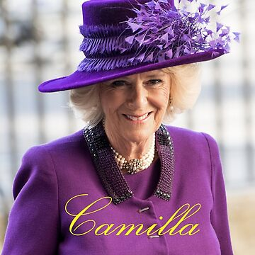 HRH Camilla, Duchess of Cornwall  by Picturestation