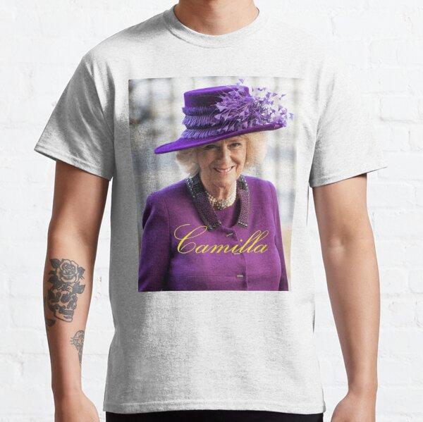 HRH Camilla, Duchess of Cornwall  Classic T-Shirt
