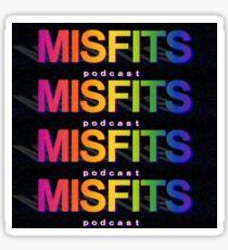 Misfits Logo Sticker