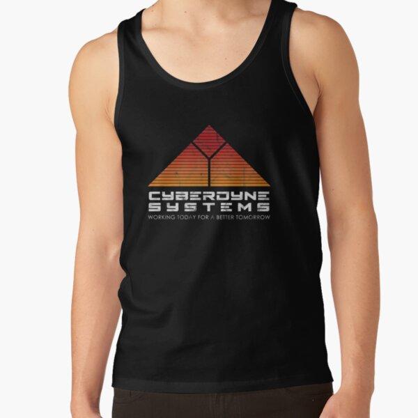 Sistemas Cyberdyne - Inspirado por el Terminator Camiseta de tirantes