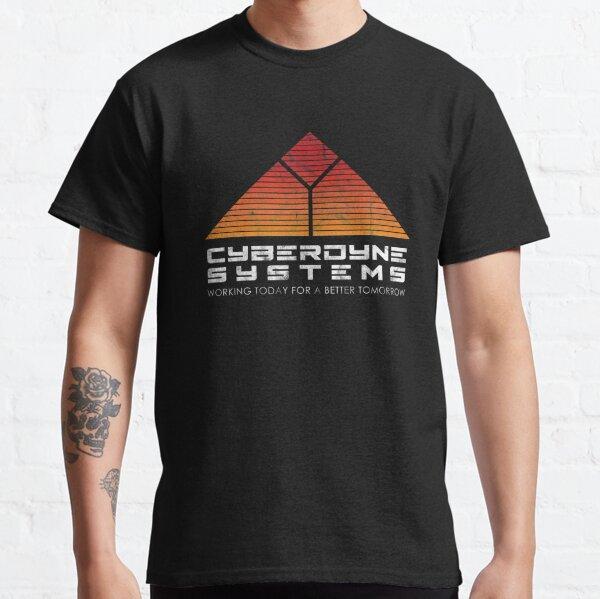 Sistemas Cyberdyne - Inspirado por el Terminator Camiseta clásica