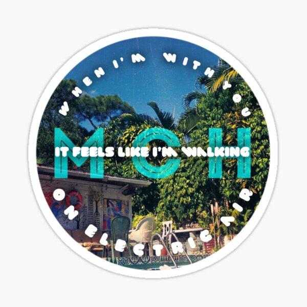 Fanfare - Magic City Hippies Sticker