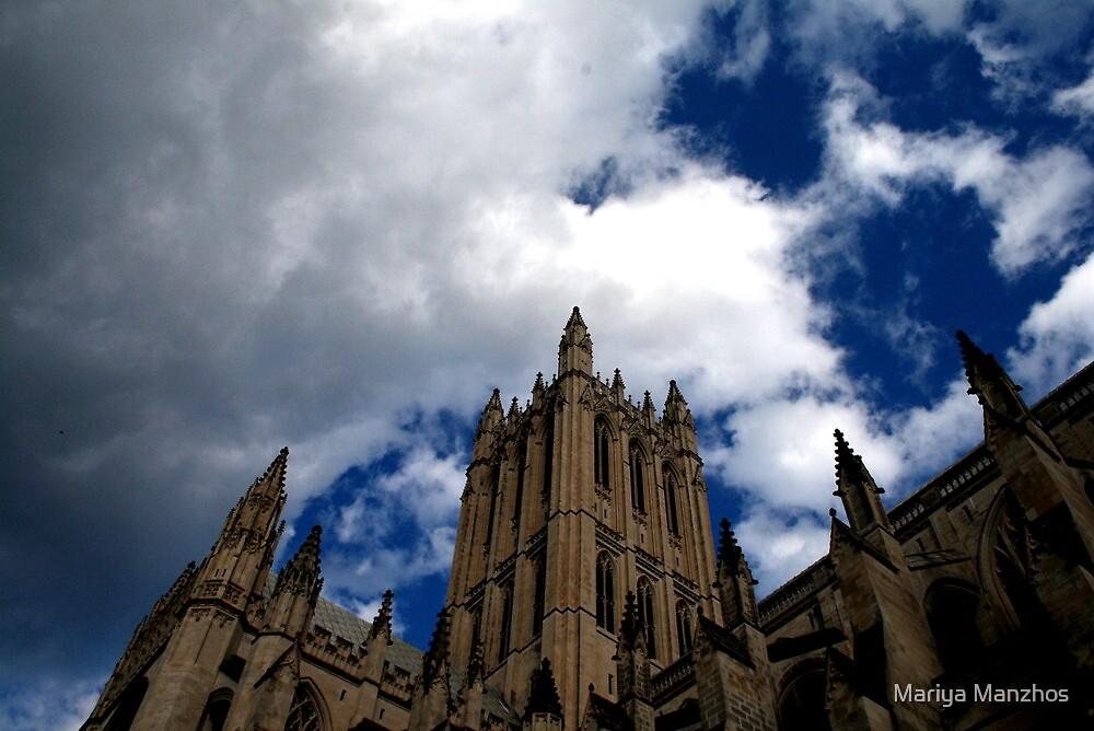 National Cathedral, Washington, DC #4 by Mariya Manzhos