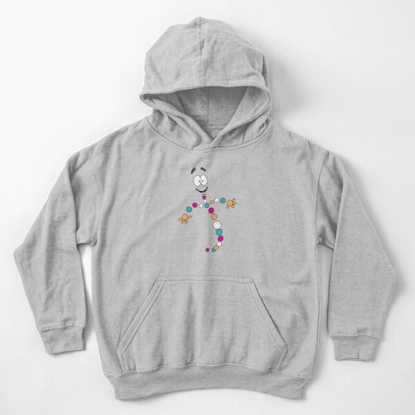 Dino DNA 2 Kids Pullover Hoodie