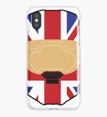 Spartan UK iPhone Case