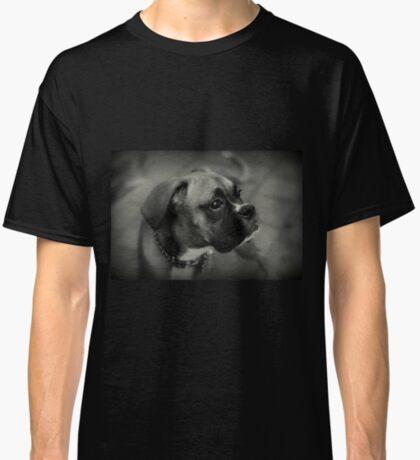 Eine Boxer-Profil ~ Boxer Dogs-Serie Classic T-Shirt