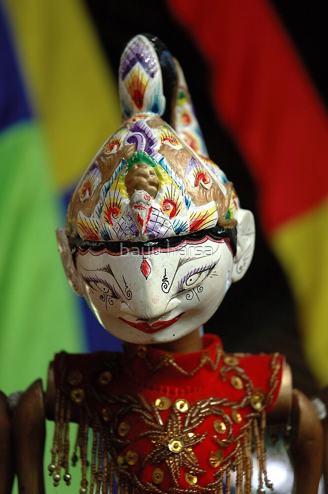 wayang golek by bayu harsa
