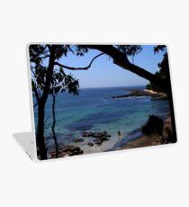 Das blaue Meer Laptop Folie