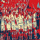 A Year of USWNT  by hfournier