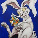 Square Rabbit by Ellen Marcus