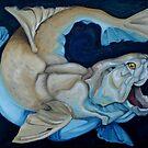 Dunkleosteus by Ellen Marcus