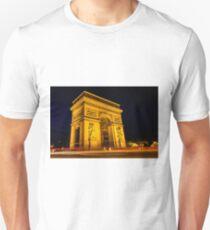 Arc De Triomphe 5 Unisex T-Shirt