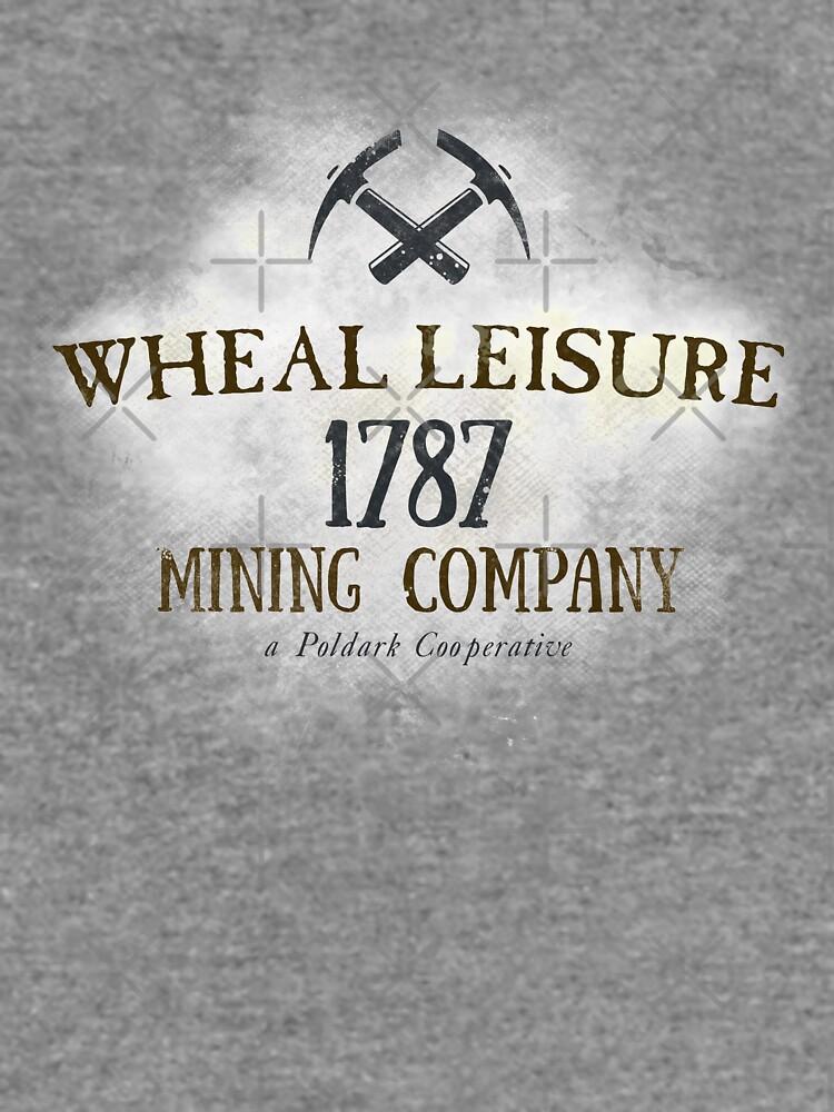 Wheal Leisure Mine 1787 - Poldark by cathelms