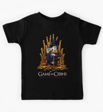 Game of Coins Kids Tee
