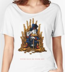 Game of Coins Women's Relaxed Fit T-Shirt