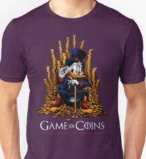 Game of Coins Unisex T-Shirt
