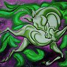Green Horse by Ellen Marcus