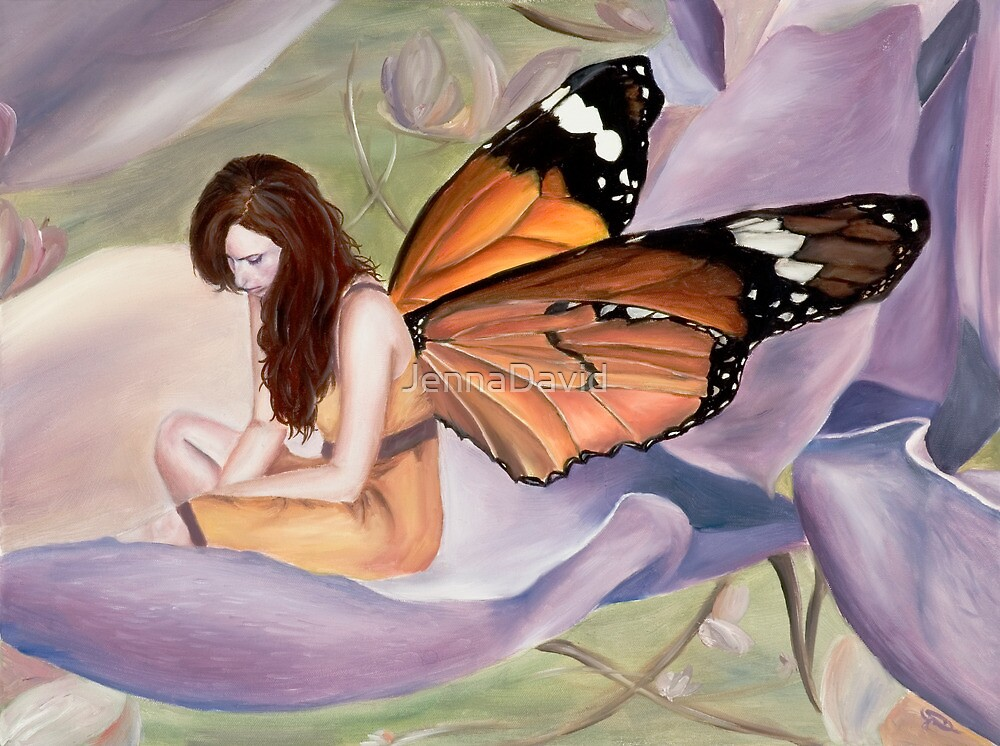 Magnolia Soulangeana by Jenna  Cornell