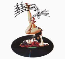 Rockabilly Goddess II by sashakeen