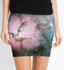 Galaxienebelfleck sterne Hipster Sterne NASA Wissenschaft Raum Foto Geeky Geek Geschenk Minirock