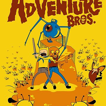 Adventure Bros. by JKTees