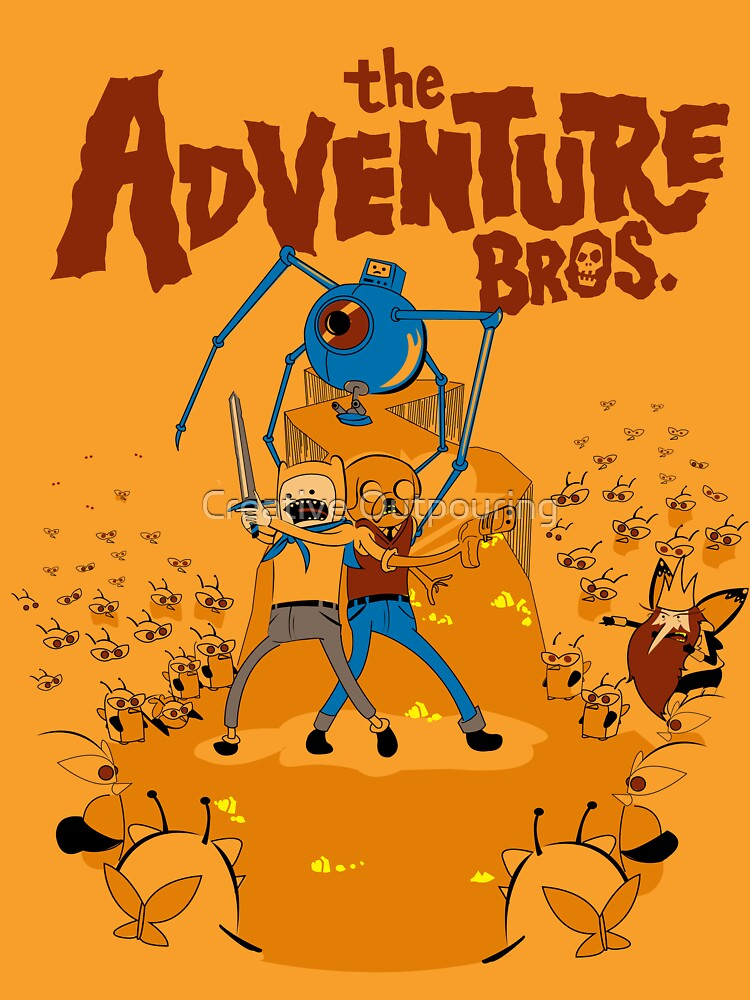 Adventure Bros. | Women's T-Shirt