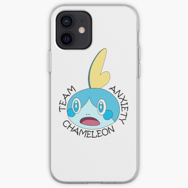 Team Anxiety Chameleon! iPhone Soft Case