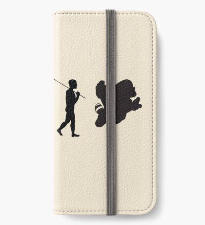Tanuki Evolution iPhone Wallet