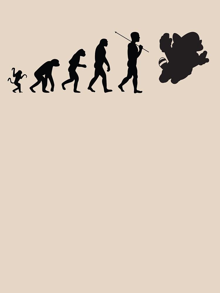 Tanuki Evolution by KentZonestar