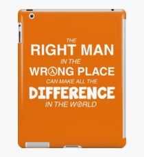 Difference iPad Case/Skin
