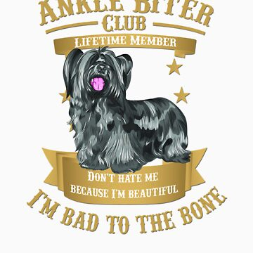 Skye Terriers are Bad to the Bone by rodie9cooper6