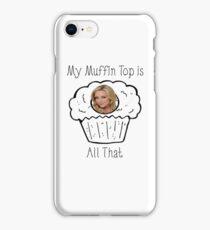Muffin Top- 30 Rock iPhone Case/Skin