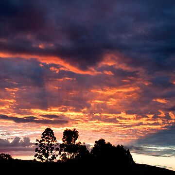 Sunset, Gold Coast by smallan