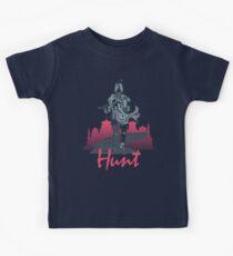 Hunt (light version) Kids Tee