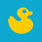 Floating Rubber Duck by XOOXOO