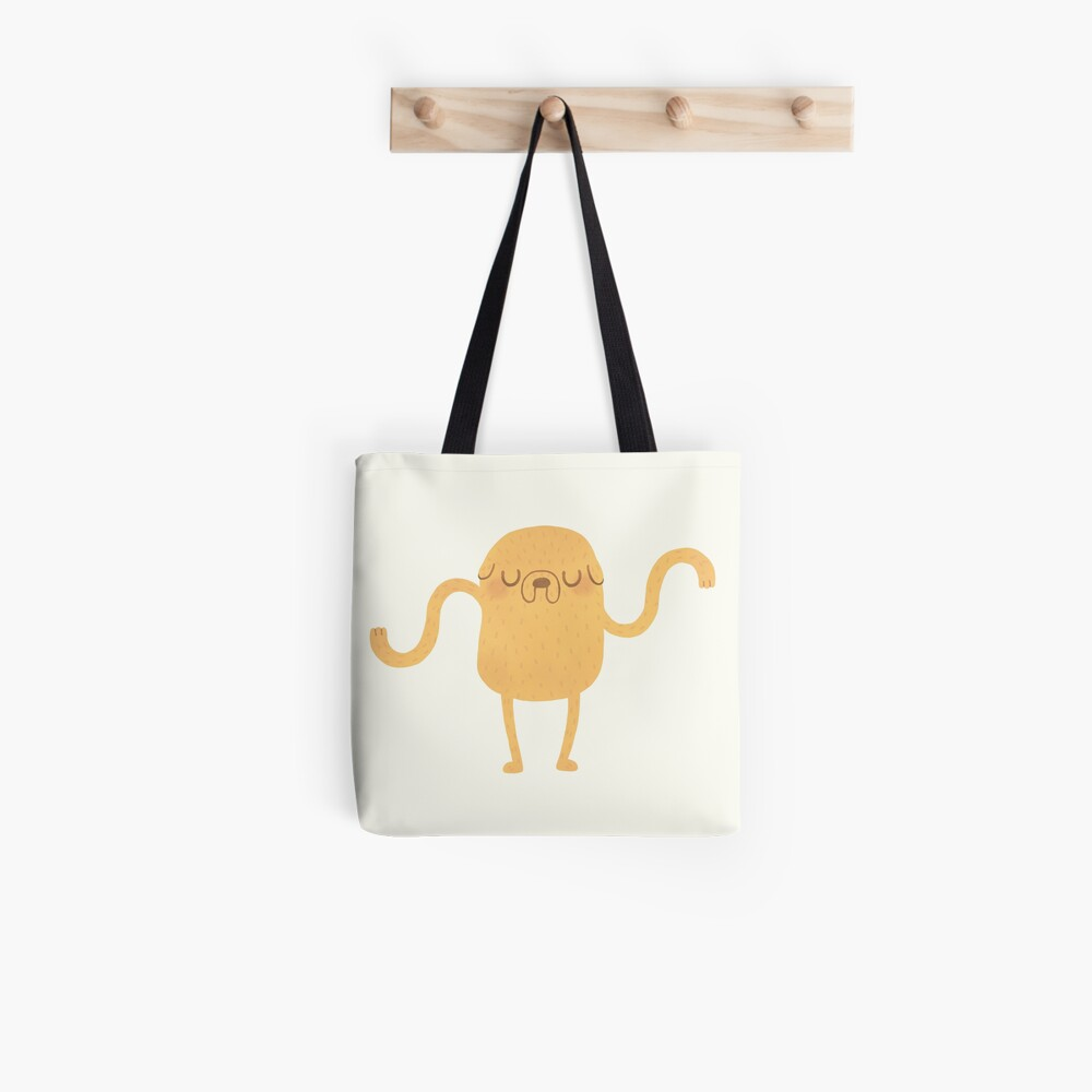 Jiggly Jake  Tote Bag