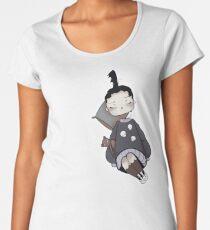 Engel schlafen Frauen Premium T-Shirts