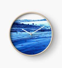 Owen Beach Clay Clock