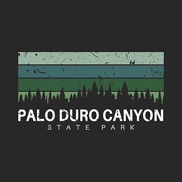 Palo Duro Canyon State Park Texas TX by fuller-factory