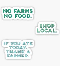 agriculture  Sticker