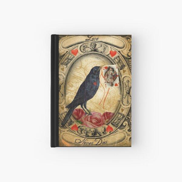 Love Never Dies Hardcover Journal