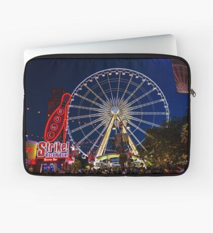 Niagara Falls Ferris Wheel Laptop Sleeve
