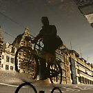 Reflections of Amsterdam - One Man Can Change The World by AmsterSam