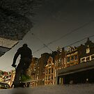 Reflections of Amsterdam - Headbanger by AmsterSam