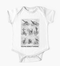 FIXIE | You're Doing It Wrong One Piece - Short Sleeve