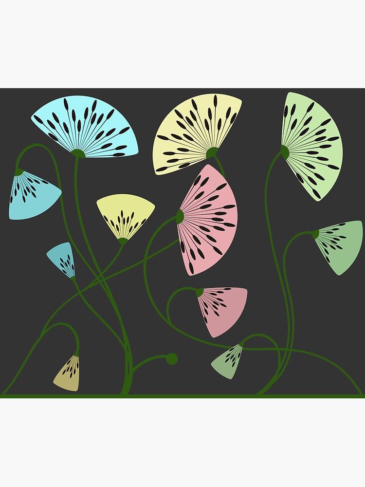 Dandyflowers - Dark by Etakeh