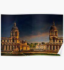 Greenwich, UK Poster