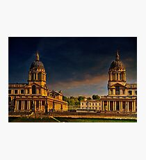 Greenwich, UK Photographic Print