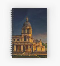 Greenwich, UK Spiral Notebook