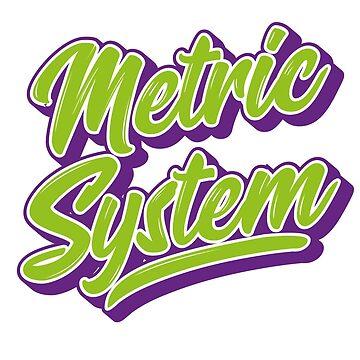 Metric System (v1) by BlueRockDesigns